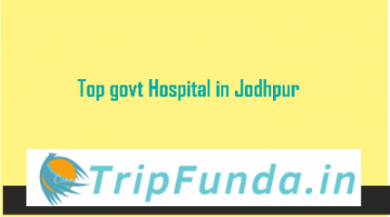 Top govt Hospital in Jodhpur